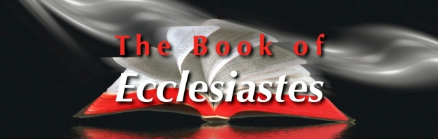 Ecclesiastes Bible Background
