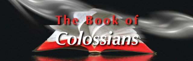 Colossians Bible Background