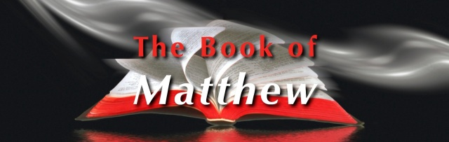 Matthew Bible Background