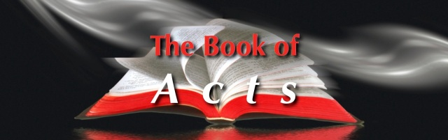 Acts Bible Background